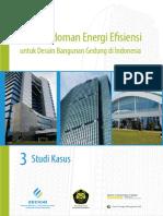 Buku Pedoman Efisiensi Energi Untuk Desain Bangunan Gedung Di Indonesia