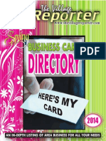 2014 Spring BCD Directory
