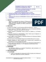 Procedimiento Tecnico N_2 Programación Diaria
