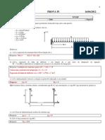 Pef2603 Prova p1 2012v1gabarito