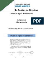 1ª Clase - Electrotecnia Conexion de Resistencias