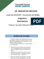 2ª Clase - Electrotecnia Analisis de Circuitos II - V2