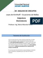 2ª Clase - Anexo - Electrotecnia Analisis de Circuitos II