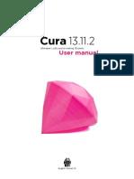 Cura User-Manual v1.0