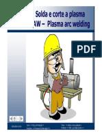 Solda e Corte a Plasma