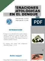Alteraciones Hematológicas en El Dengue