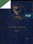 1966 USS John W. Weeks DD-701 Cruise Book