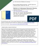 Survey of Recent Developments 2012