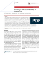 Linagliptin_farmacology, Efficacy and Safety
