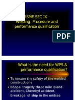 Asme Section IX Educational Series