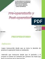 preoypostoperatorio-130518094859-phpapp01