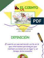 estructura de un cuento.ppt