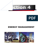 Section 4 Energy Management