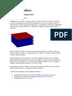 Estructura de Datos - Pila de Datos