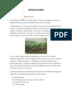 Metodos de Riego Irrigacion