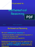 Math Reasoning