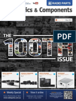 Issue 100 Radio Parts Newsletter - May 2014