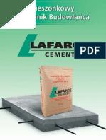 Cement - Kieszonkowy Poradnik Budowlańca