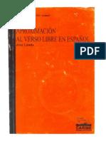 Aproximación Al Verso Libre en Castellano - Landa v.2