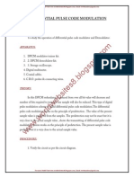 Dc Lab Manual