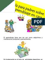 Guía Para Padres Sobre El Aprendizaje en Casa