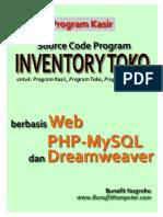 Aplikasi Web Inventory Program Kasir Dan Inventory Kontrol Toko Dan Gudang Berbasis PHP MySQL