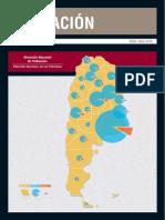 Direccion Nacional de Población, Revista Poblacion - Julio 2011