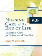 [Dr Joyce Zerwekh] Nursing Care at the End of Life