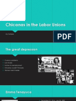 chicanas in the labor unions