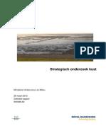 Eindrapport Strategisch Kustonderzoek 29-3-2012