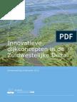 Samenvatting innovatieve dijkconcepten in de Zuidwestelijke Delta