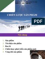 KTKT Chuong 4 - Chien Luoc San Pham