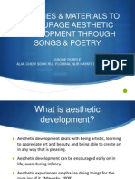 Aesthetic Dev SP