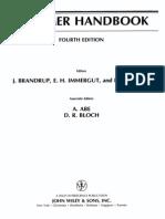 Polymer Handbook