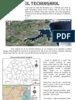 proiect Lacul Techirghiol