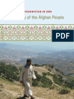 Afghanistan Survey 2009