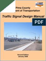 Traffic Signal Design Manual
