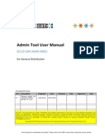 ShareCat Admin Tool User Manual