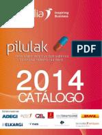 Catalogo Pilulak OPEN-2014