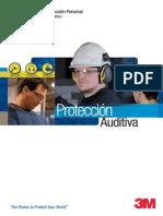 3M Catálogo Protección Auditiva2014