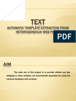 TEXT-Automatic Template Extraction From.ppt