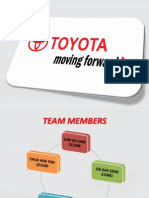 TOYOTA Presentation(2.0 and 4.0)