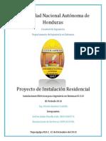 Informe de Proyecto de Instalaciones Electricas (1)
