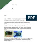 Skema Danb Cara Sett Bluetooth Arduino