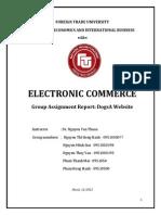 Ecommerce Report