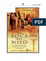 Arsenal, León - La Boca Del Nilo