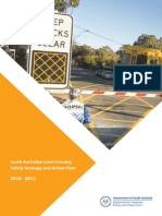 south ausralian government Level Crossing Safety Strategy Lowres