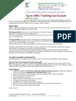 Oracle DBA 11g on UNIX Platform