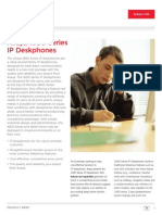 Avaya 1600 Series IP Deskphones - Brochure