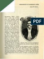 Boletín IIB Ene-Jun 1970 (Bibliografía H. Frías - J. Brown)